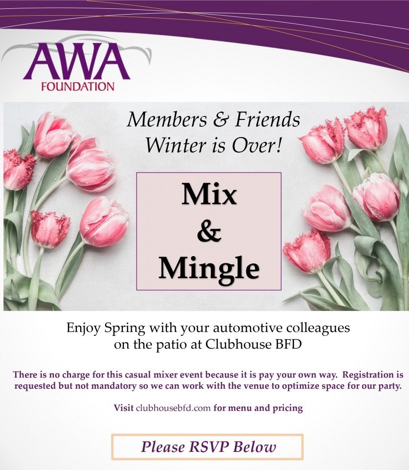 Spring Mix & Mingle